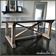 Best  Concrete Table Ideas On Pinterest Concrete Table Top - Building your own kitchen table