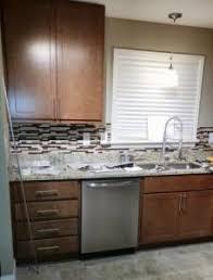 my kitchen backsplash is too busy help