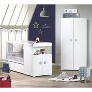 chambre bébé modulable chambre bébé complète pas cher à prix auchan