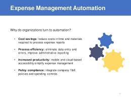 Cloud Based Expense Reporting by Discovering The Strategic Gold Of Effective T E Expense Management