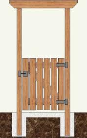 Garden Arch Plans by Best 20 Arch Gate Ideas On Pinterest Secret Garden Door Arbor
