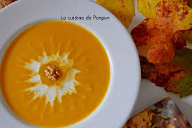 cuisine potiron velouté potiron carotte la cuisine de ponpon rapide et facile