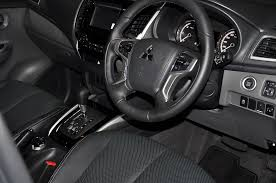 adventure mitsubishi 2017 mitsubishi triton vgt adventure x steering wheel 2017 autoworld