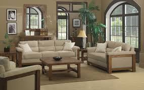 rustic living room furniture ideas with brown leather sofa rustic design ideas for living rooms awesome rustic oak living room