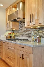 Kitchens With Hickory Cabinets 37 Best Kitchen Cabinets Images On Pinterest Kitchen Cabinets