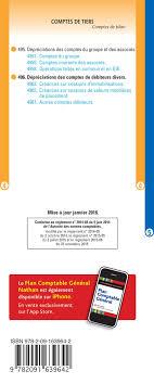 plan comptable fourniture de bureau amazon fr plan comptable général 2016 2017 jean luc siegwart