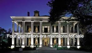 abandoned mansions for sale cheap 4 plantation era mansions for sale offer pieces of southern history