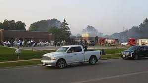 Fire Evacuations Saskatchewan by Fire Forces Evacuation Of Lakeridge Health In Port Perry 680 News