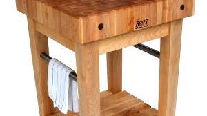 john boos butcher block table boos butcher block john boos pro prep butcher block station kitchen