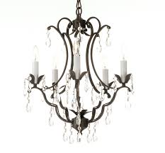 Children S Chandelier Rustic Chandeliers With Crystal U2013 Engageri
