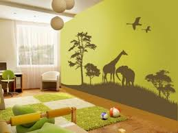 chambre garcon jungle beautiful chambre jungle bebe gallery design trends 2017