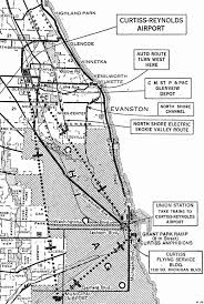 Map Of Chicago Suburbs Abandoned U0026 Little Known Airfields Illinois Northern Chicago Area
