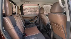 nissan pathfinder quad seats 2017 nissan titan crew cab pricing for sale edmunds