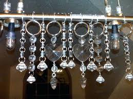String Chandelier Diy Diy Crystal Chandelier Centerpiece Diy Crystal Chandelier Makeover