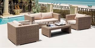 rattan lounge sofa calamba new hotel sythetic wicker rattan lounge sofa outdoor