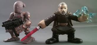 star wars galactic heroes review count dooku and commando droid