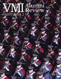 vmi alumni review 2017 issue 2 by vmi alumni agencies issuu