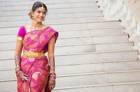 Reception Sarees For Indian Weddings South Indian Bridal Sarees Varieties Draping Styles Trends
