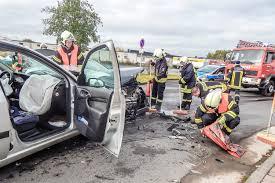Klinik Bad Salzungen Zwei Personen Nach Unfall Bei Werratalkaserne In Bad Salzungen