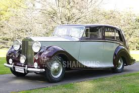classic rolls royce wraith sold rolls royce silver wraith limousine auctions lot 37 shannons