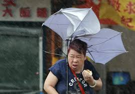 Rainy Chinese Girl Meme - this woman ate a pork bun in a typhoon and now everyone loves her
