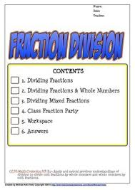 best 25 dividing mixed fractions ideas on pinterest improper