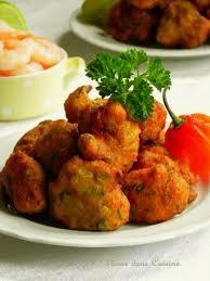 recettes de cuisine antillaise acras de crevettes antillais cuisine avec mes recettes