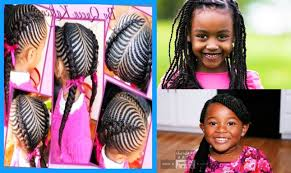 black hairstyles for 13 year old african cute little girls hairstyle for natural hair
