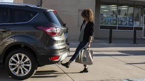 Ford Escape Ecoboost - 2017 ford escape titanium ecoboost 4wd hands free foot activated