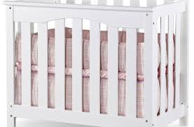 Davinci Emily Mini Crib Bedding Cribs Amazing Mini Crib White Bloom Alma Mini Crib White Nursery