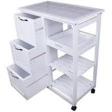 beistellwagen küche details zu küchenwagen holz küchenhelfer rollwagen küchentrolley