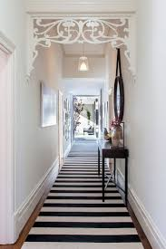 Hall And Stairs Ideas by Best 25 Narrow Hallway Decorating Ideas On Pinterest Narrow