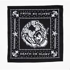black tiger bandanda sailor jerry clothing