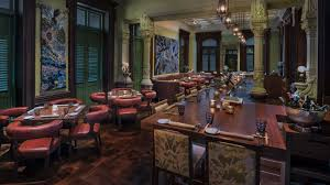 The Dining Rooms The House On Sathorn Bangkok U0027s Culinary Experience Destination