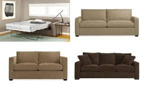 Room And Board Sleeper Sofas Room Board Modern Air Coil Sleeper Sofas Apartment Therapy