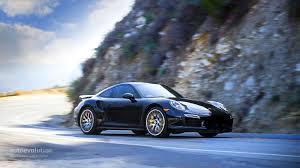 porsche 911 black porsche 911 turbo s 2017 black images car images