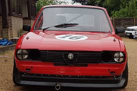 hatchback cars 1980s racecarsdirect com 1980 alfa romeo alfasud ti race car