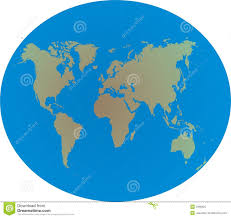 maps for globe world map on globe stock photo image 2096320 throughout utlr me
