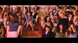 Raising Hand Meme - mean girls hand raising blank template imgflip