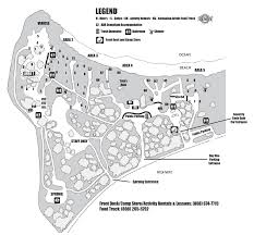 Site Map Camp Site Map North Shore Oahu Camping