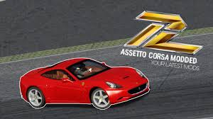Ferrari California 2009 - assetto corsa ferrari california 2009 download youtube