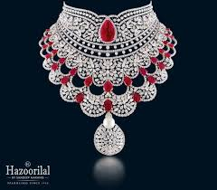 diamond necklace collection images The diamond necklace collection from hazoorilal jewellery