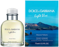 d and g light blue intense new limited edition d g light blue discover vulcano pour homme