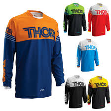 thor motocross jersey mx phase hyperion youth motocross jerseys