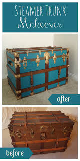 best 25 steamer trunk ideas on pinterest trunks decorative