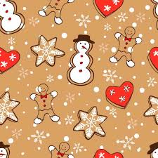 christmas patterns christmas candy seamless pattern vectors 01 vector christmas free