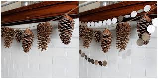 pinecone garland how to make pine cone garland pretty handy girl