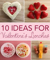 valentines day ideas for 10 ideas for s day lunches wendolonia