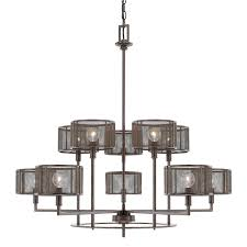 10 light chandelier capital lighting fixture company