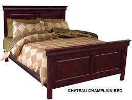 beds solid wood and iron markham